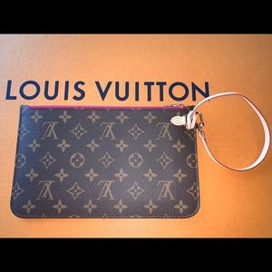 Louis Vuitton Neverfull GM pouch